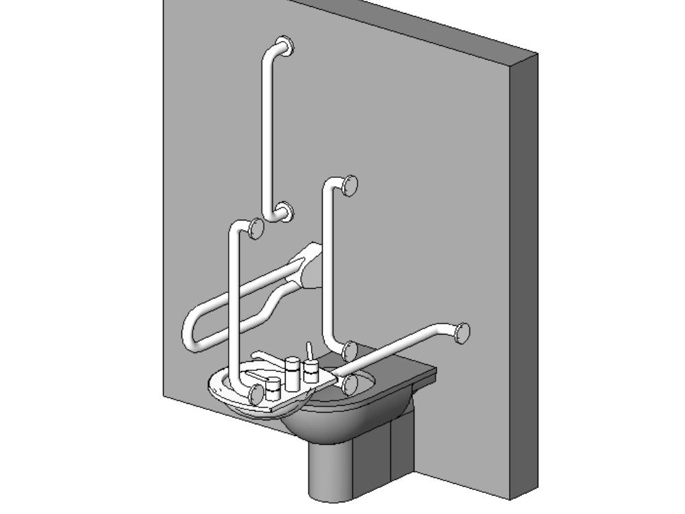 Aseo adaptado _ casa de banho adaptativa