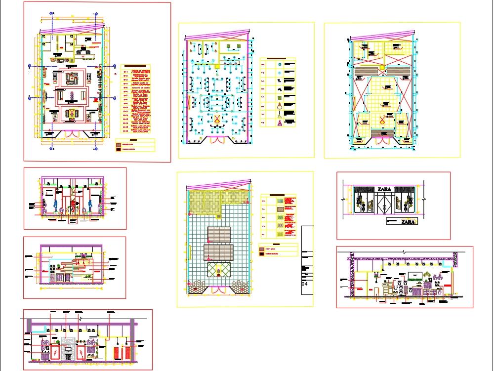 Commercial store design