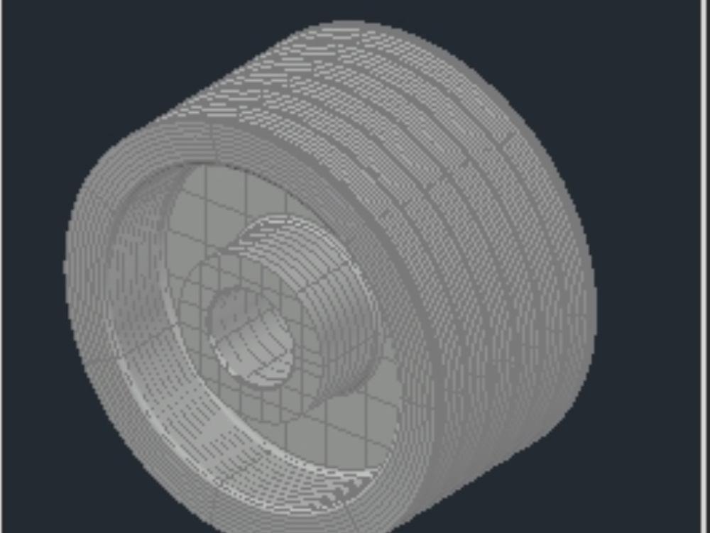 Pully 3d design for transmission use