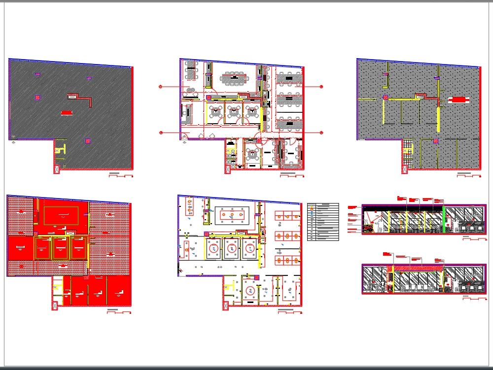 Proyecto de remodelación de oficina