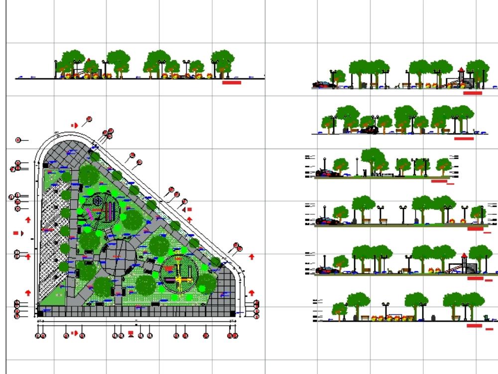 Parque triangulo