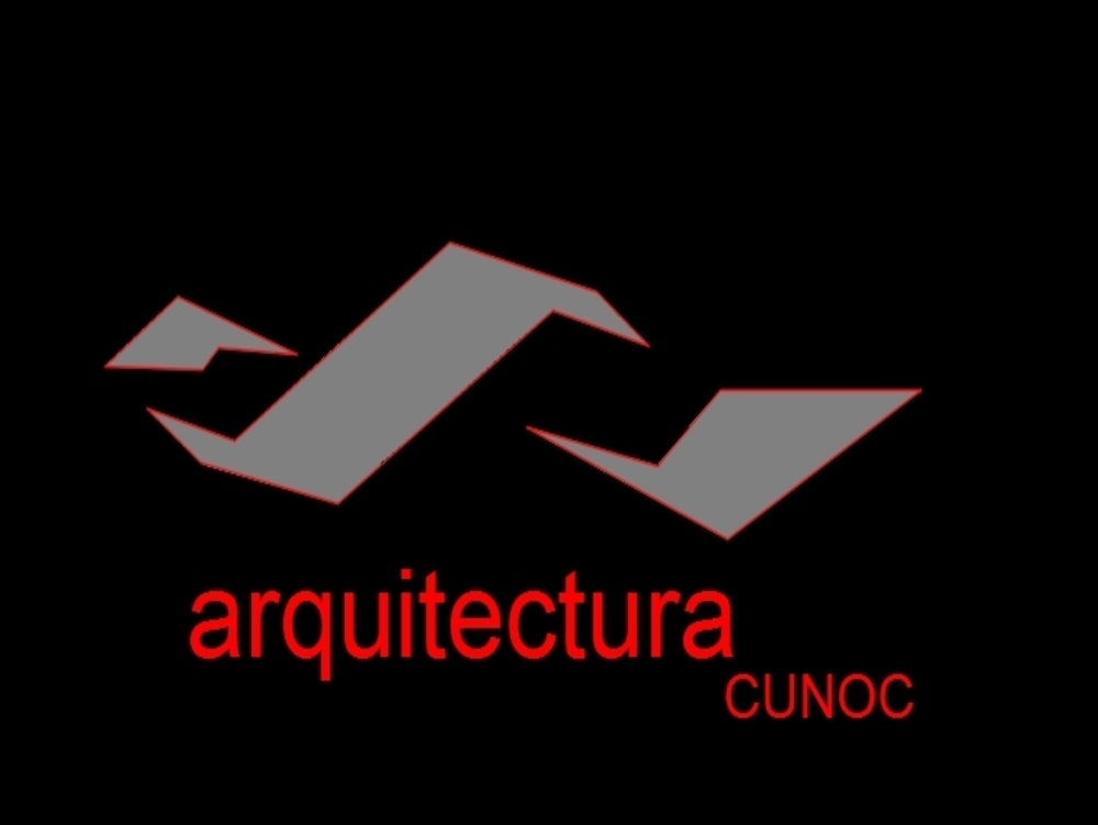 Logo division of architecture and design usac cunoc
