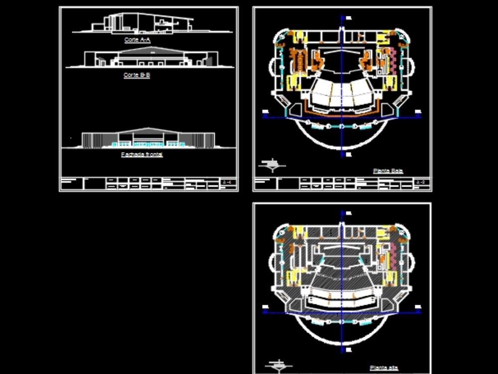 Sala  de  concierto