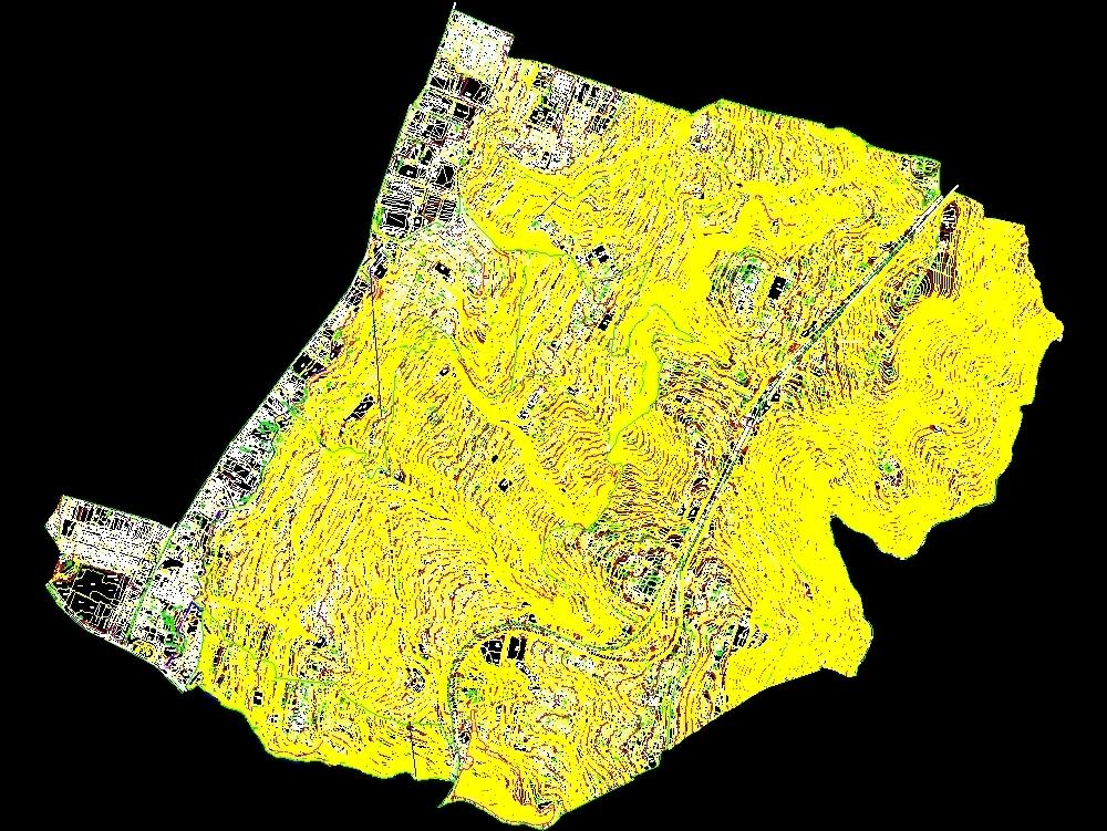 Catastro quito sector algeria total