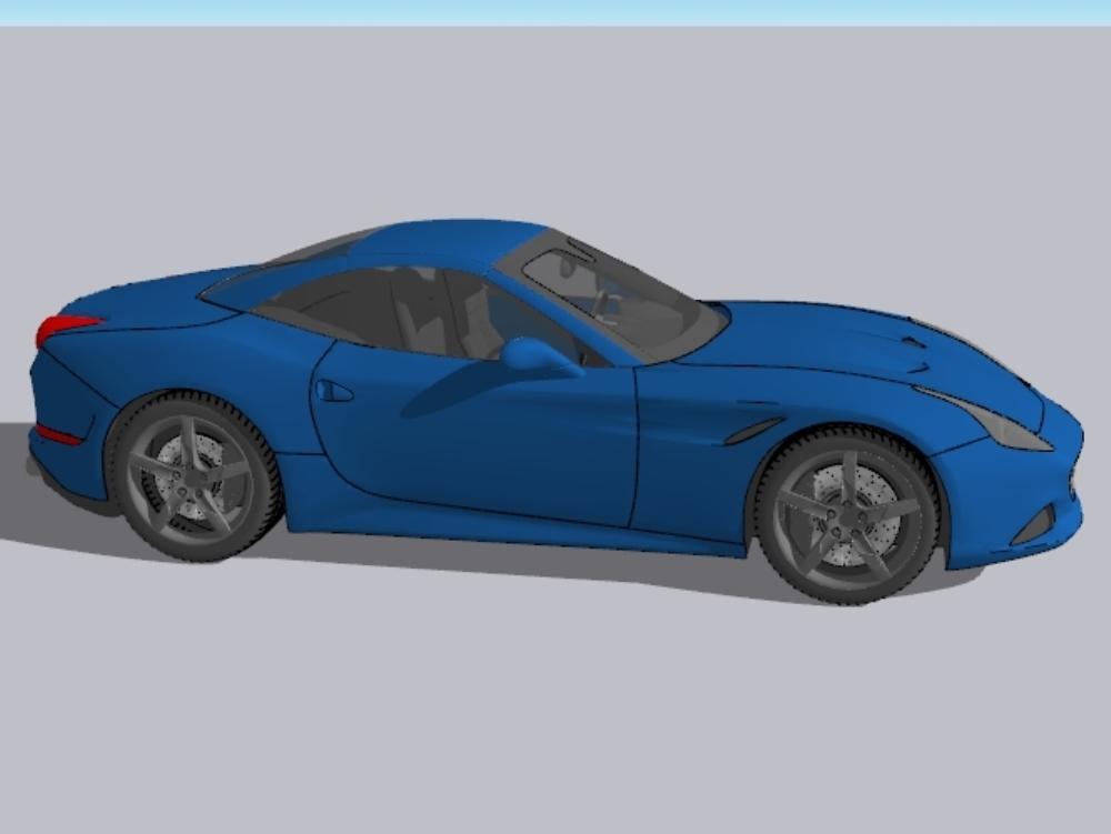 Collection car ferrari-california-t-2015