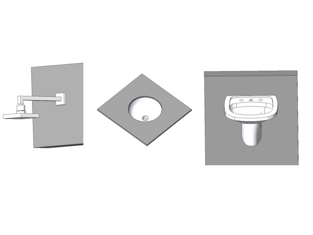 Rfa - deca - sanitary facilities