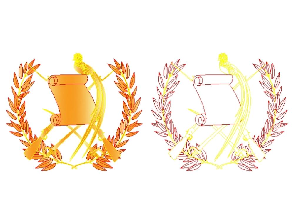 Escudo nacional de la república de guatemala