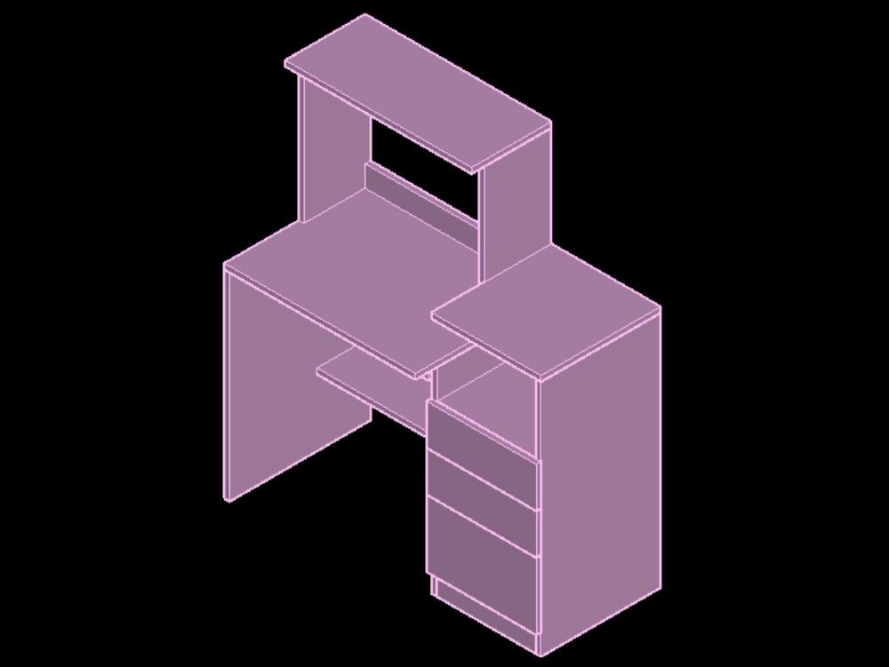 Modelado de escritorio