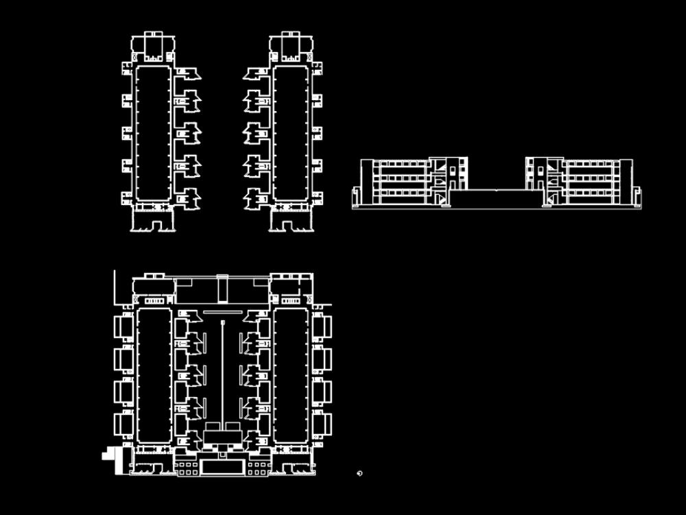 Architecture classic- salk institute by louis kahn