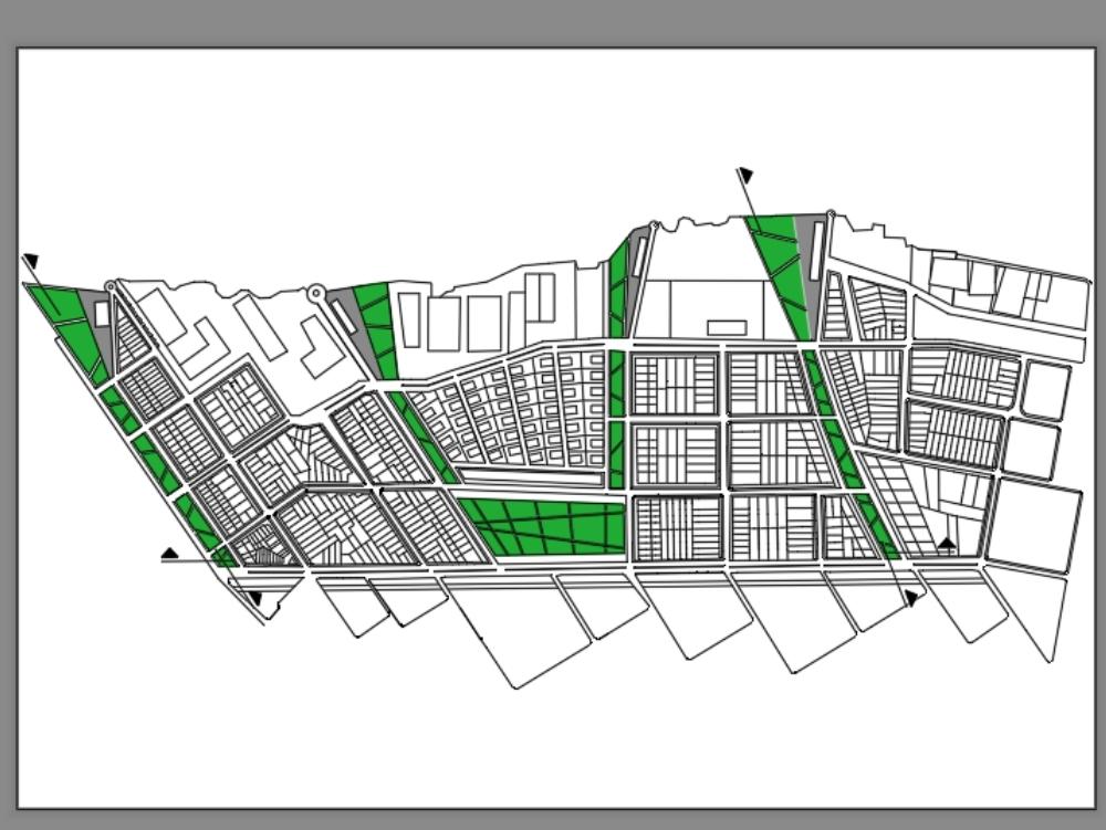 Tigre province urban project