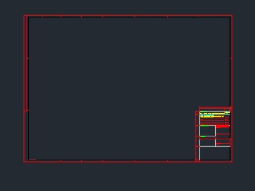 Standard sheet a0 -iso a0 (841; 00 x 1189; 00 mm)