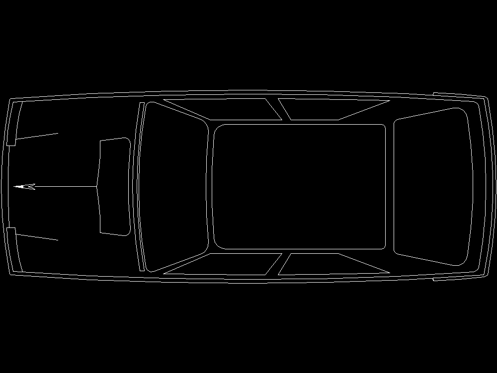 Cars and transport vehicles autocad