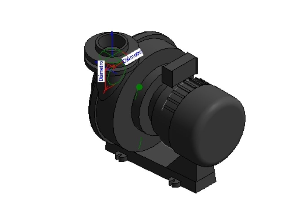 Bomba autocebante kivu 3-4-5;5 hp 50hz