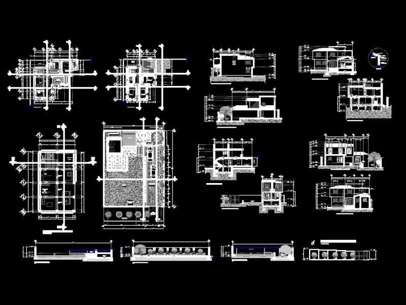 Proyecto ampliación de casa habitación
