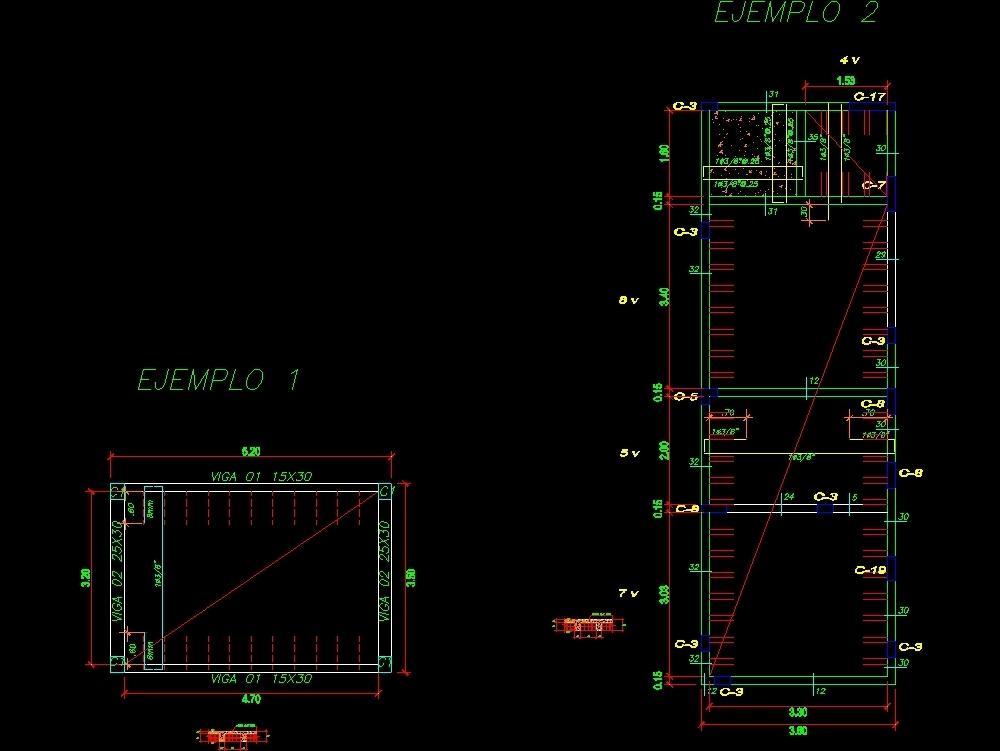 Civil Engineering; lightened slabs