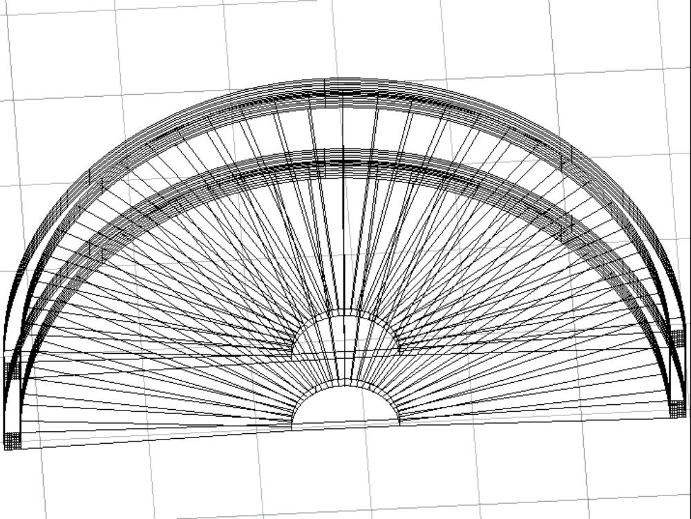 Prototipo de puente de palitos de fideo