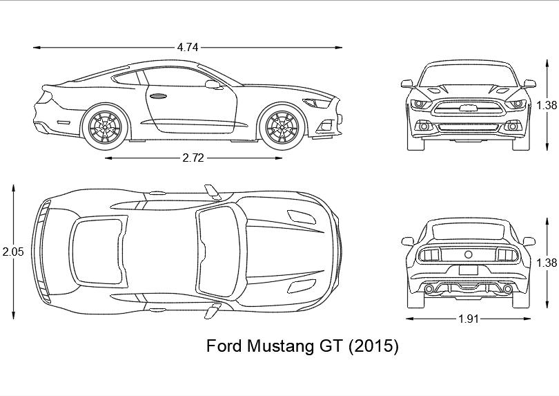 Modelo de carros  2d