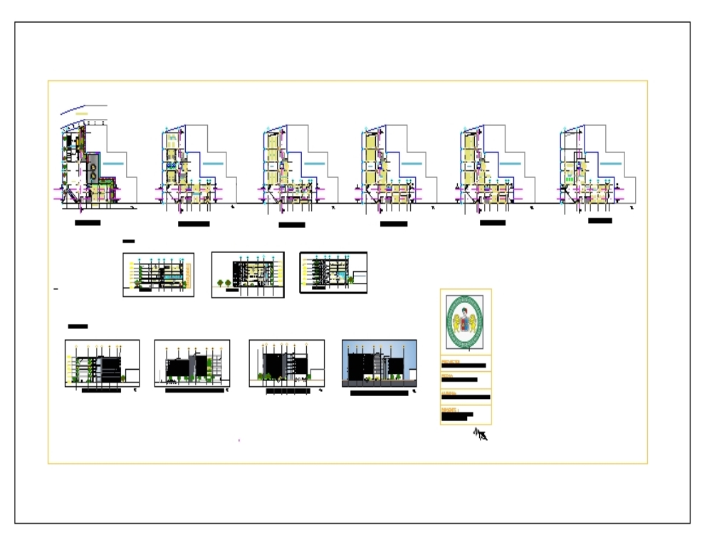 Faculty of architecture project