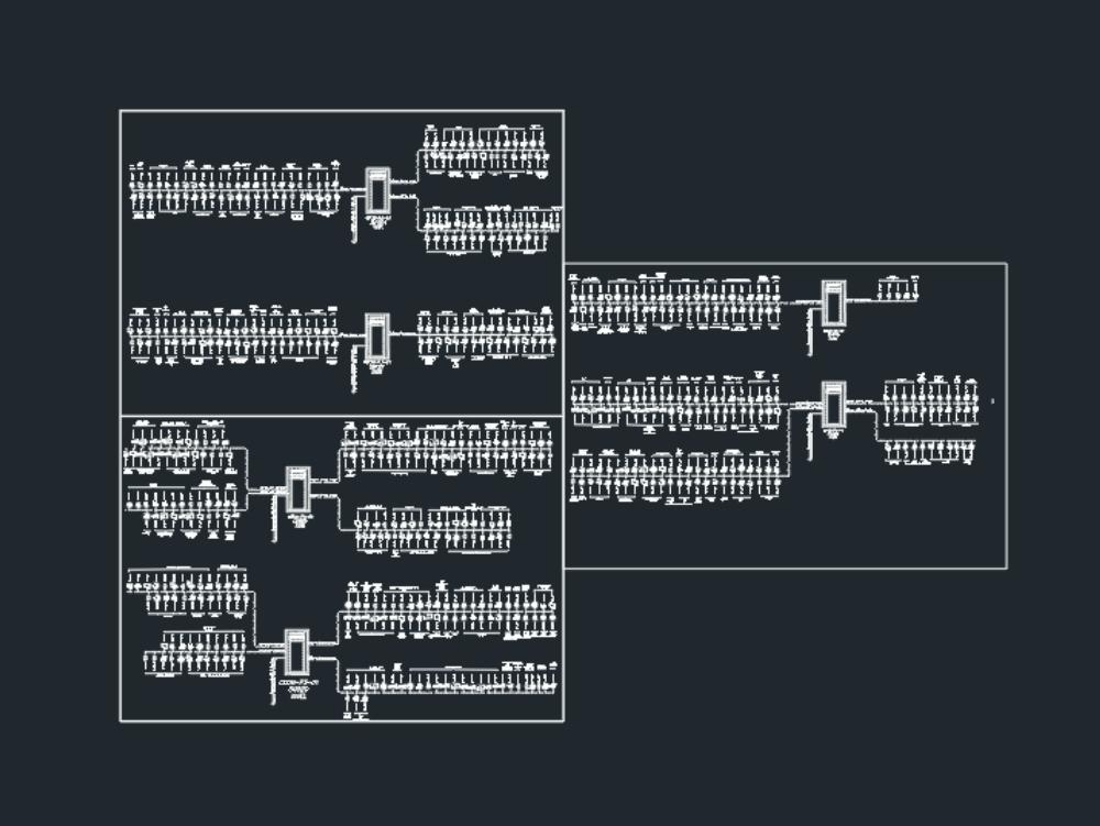 Diagrama unifilar cableado estructurado