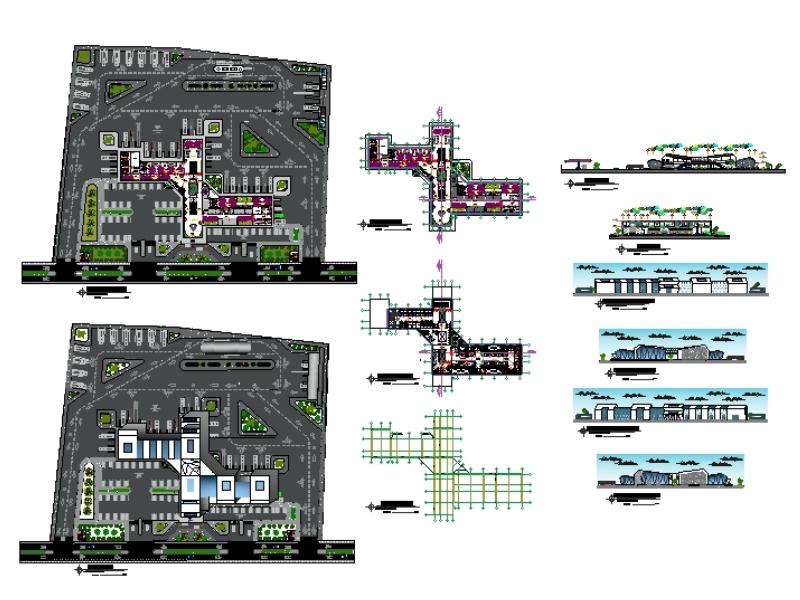 Proyecto terminal terrestre