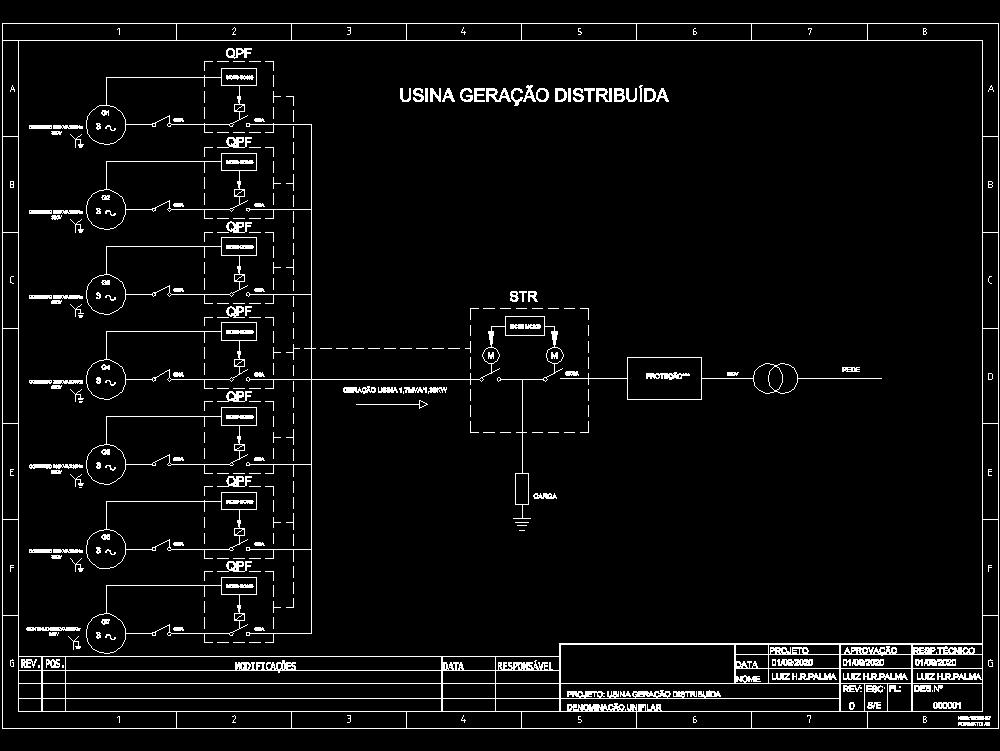 Generator plant link generators