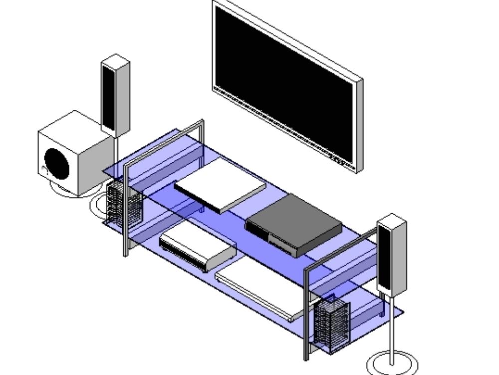 Plasma screen with cinema