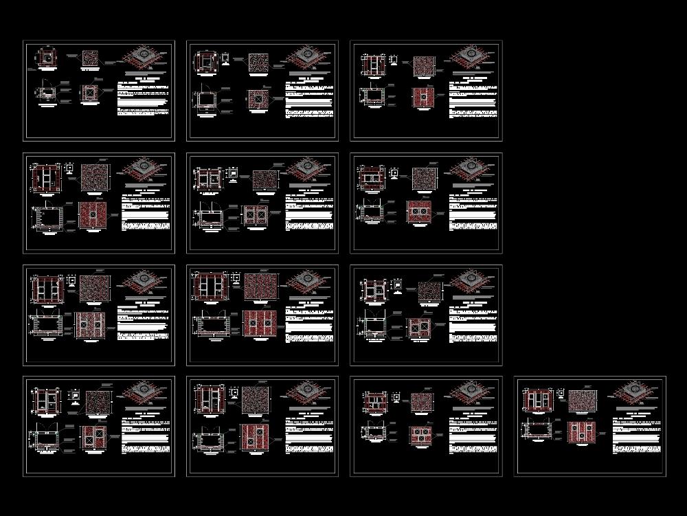 Cajas (tipo) de valvulas para cruceros