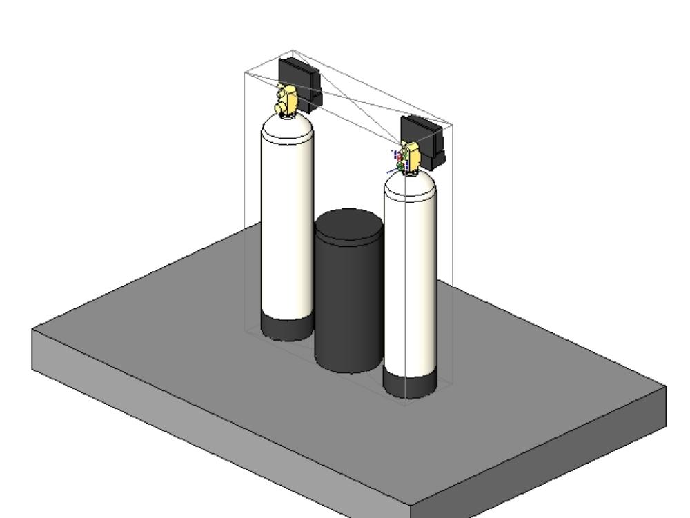 Duplex watts softener pws20131d21