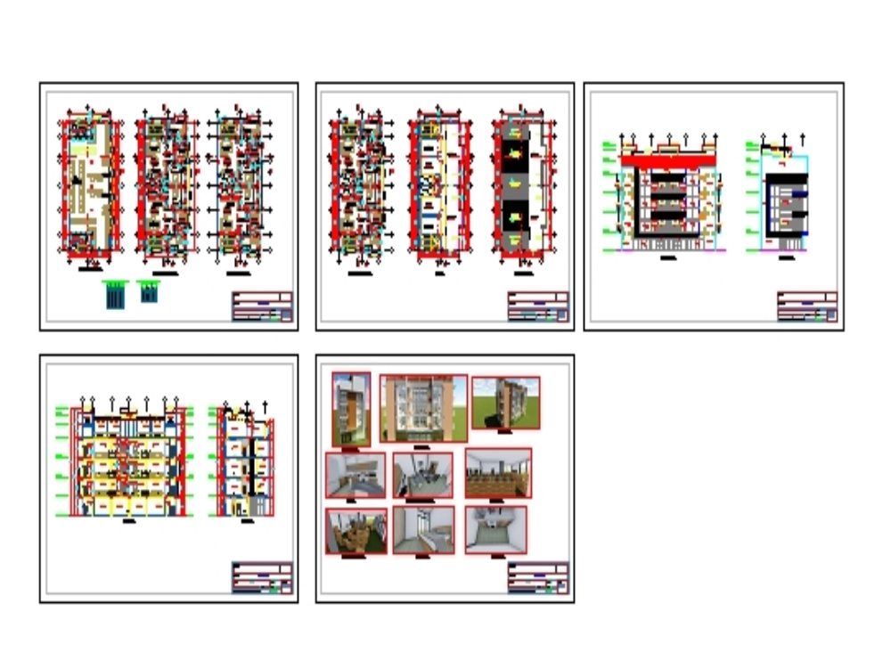 Commercial building - rioja - peru.