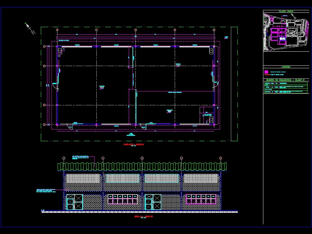 Block 6 architecture - lathes; adjustment and maintenance