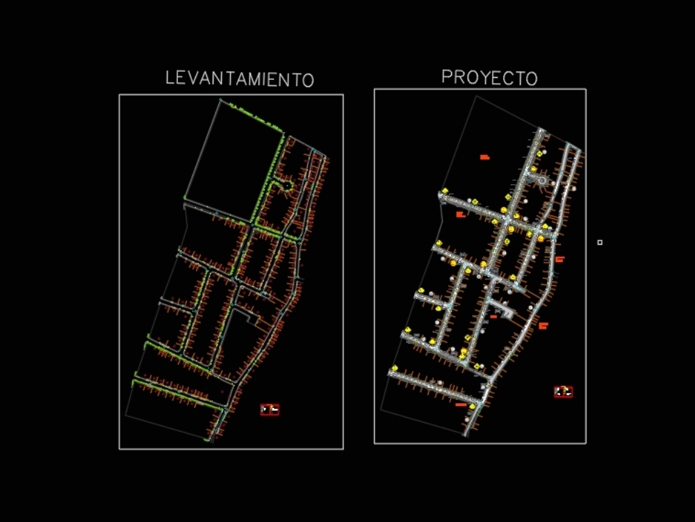 Location map arequipa projects