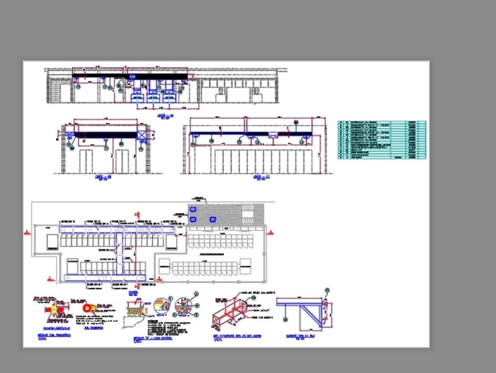 Diseño para aclimatación de ccm-s