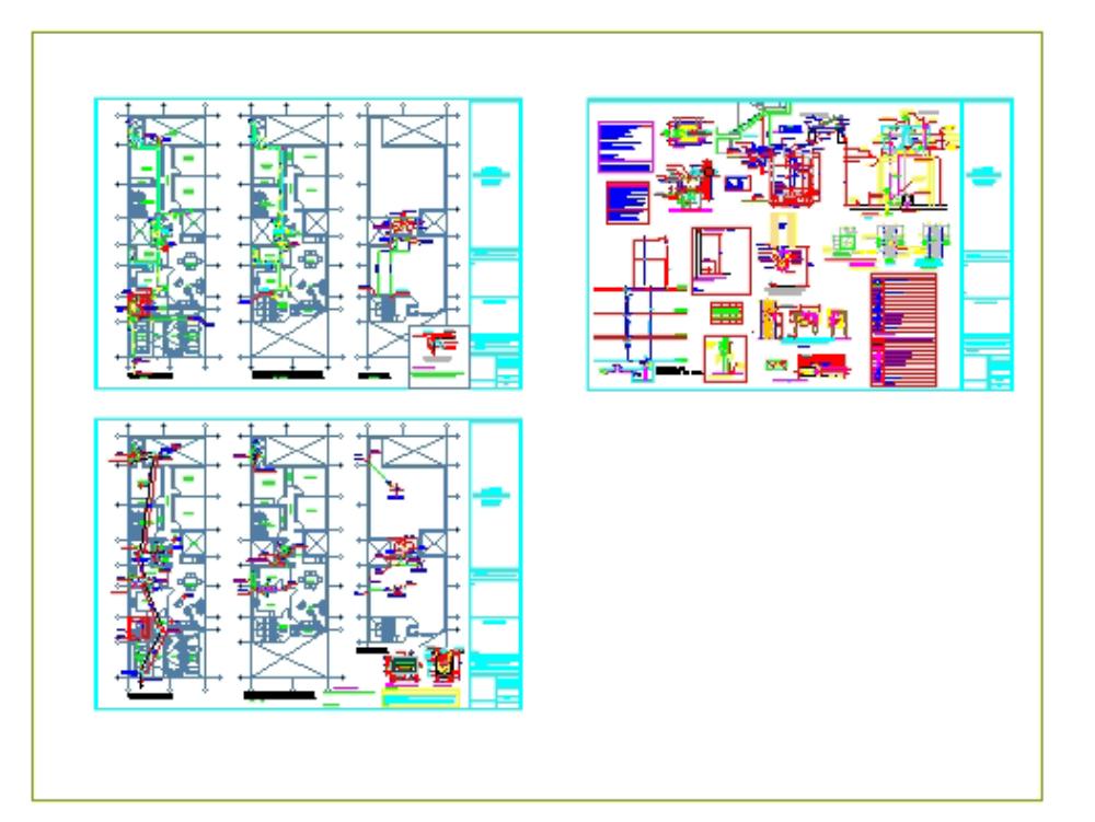 Sanitary facilities multifamily housing