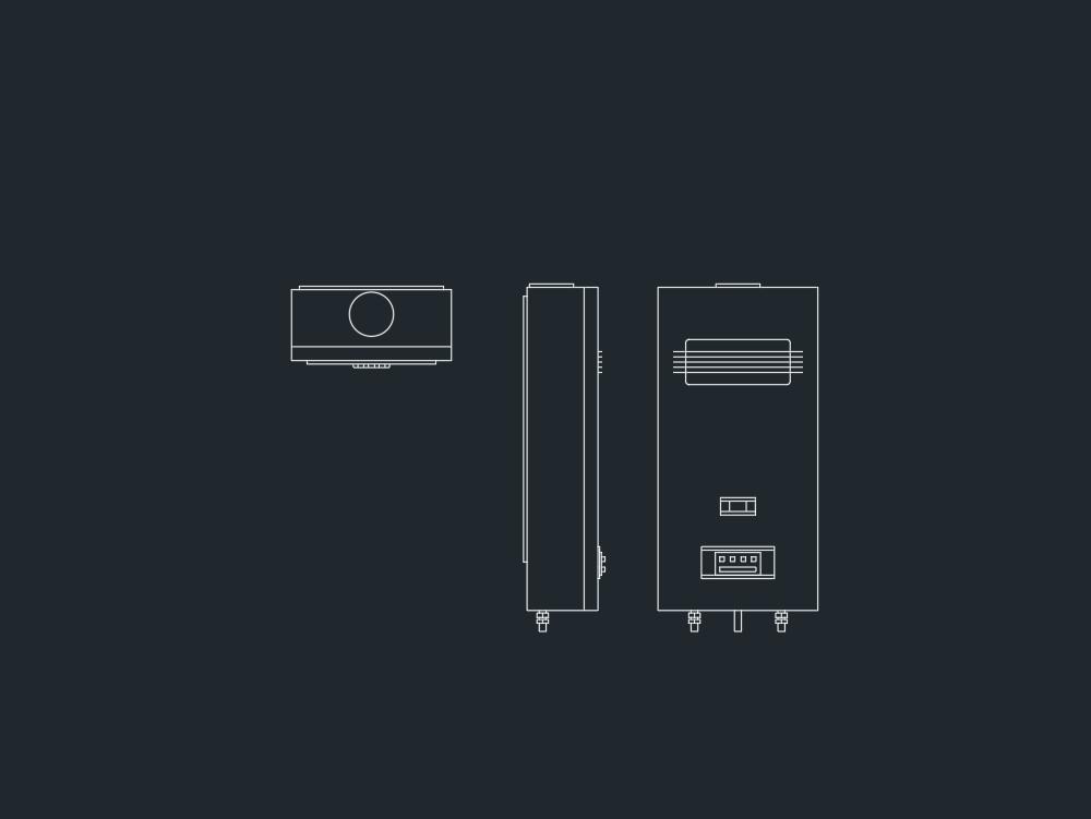 Boiler or boiler