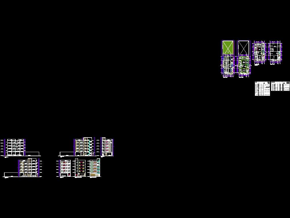 Lima chorrillos multifamily housing