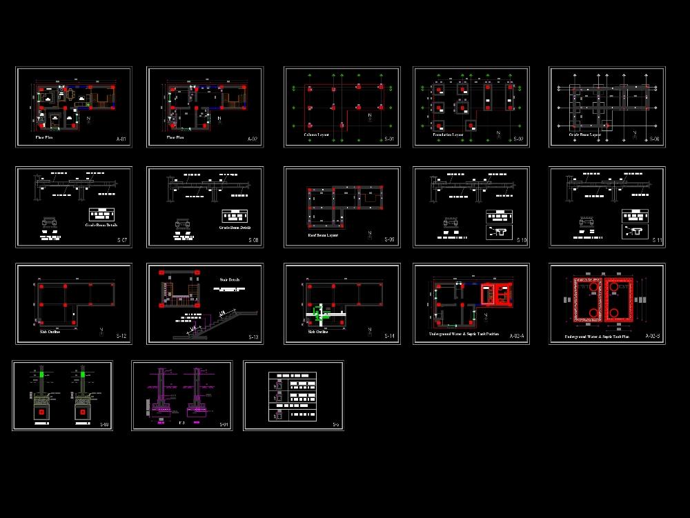 720 sft. simple house plan details.