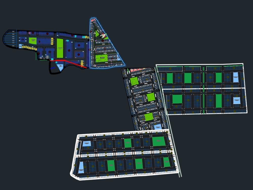 Lotization design