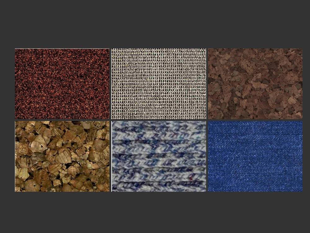 Autocad textures; 3d textures; several