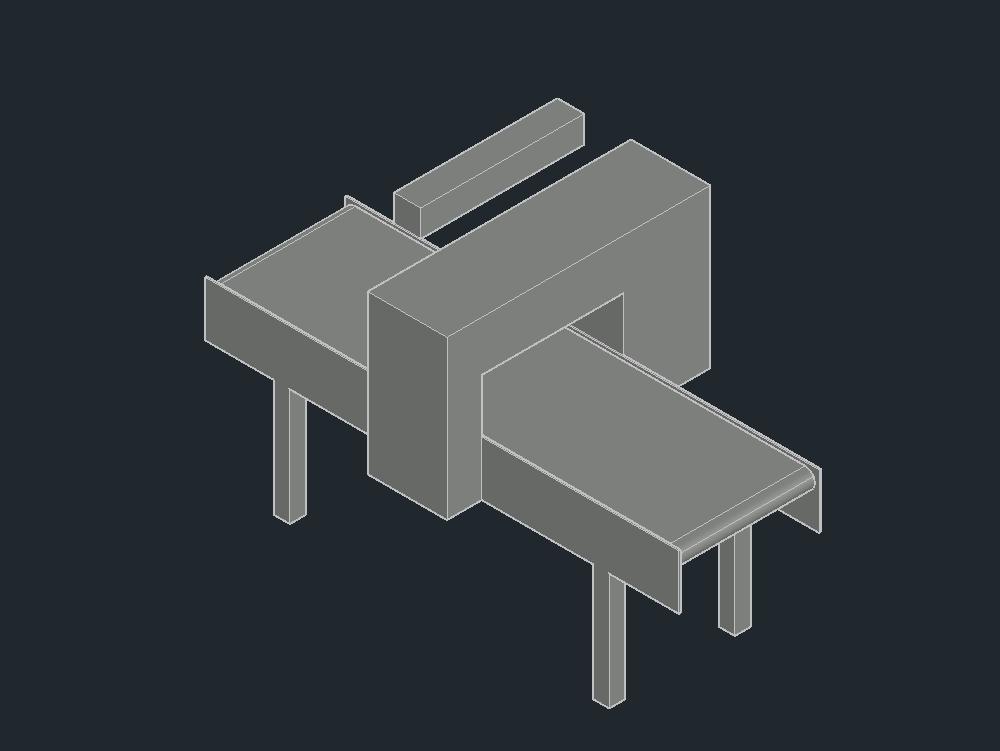 Industry metal separator detector