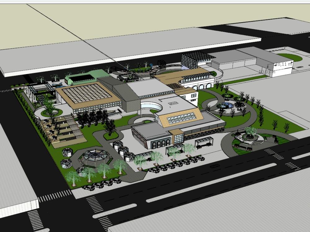Proyecto centro cultural