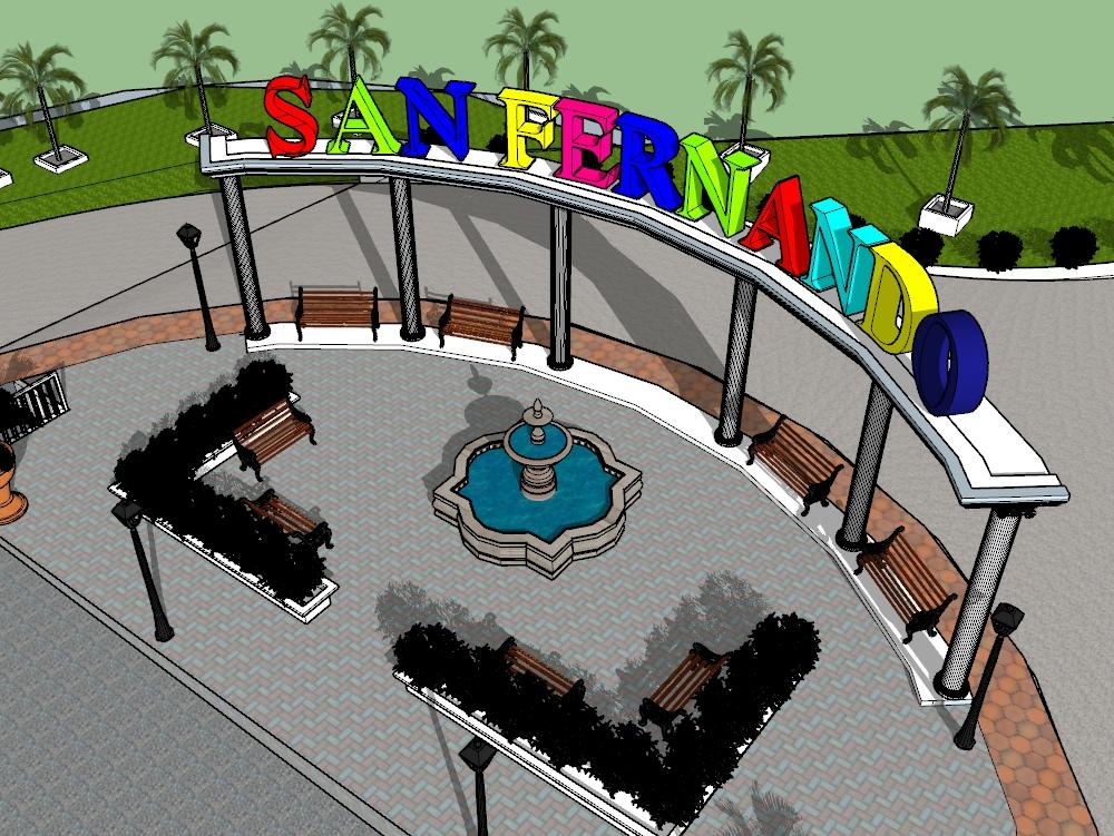 Recreational area; return type; recreation
