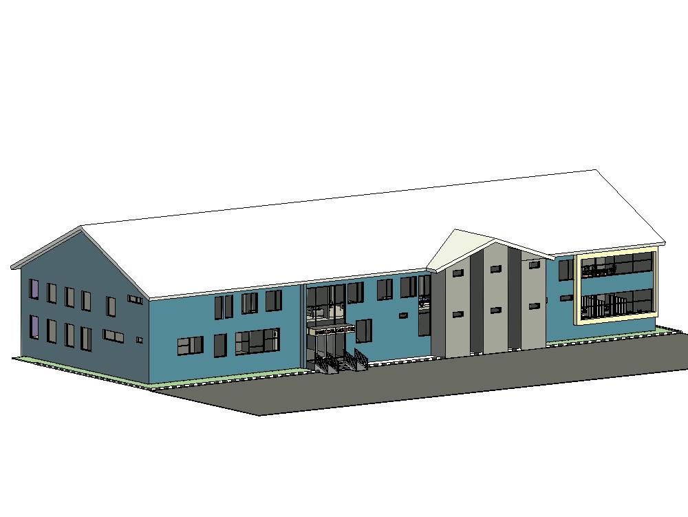 Design of a medical centre