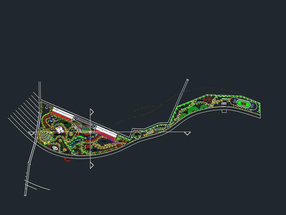 River front development