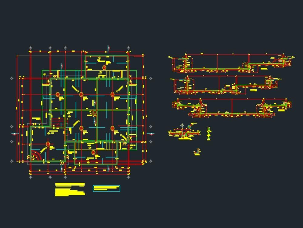 Proyecto estructural de una alberca