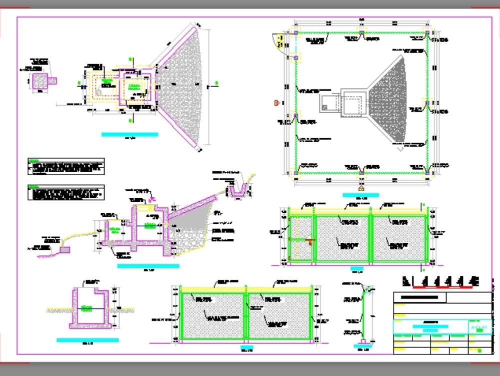 Diseño de una cisterna rectangular