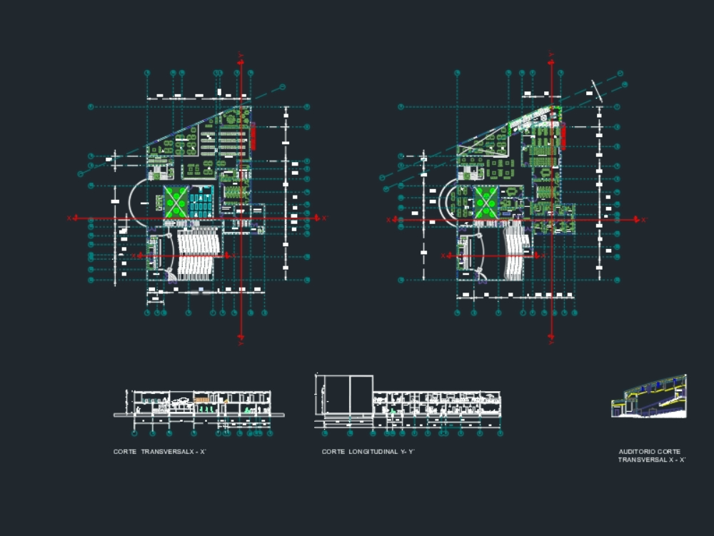 Proyecto de una biblioteca de dos niveles