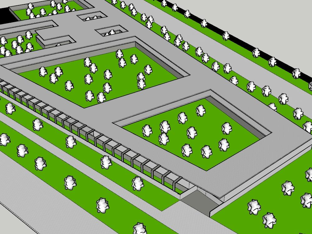 3d googleplex pachacamac district