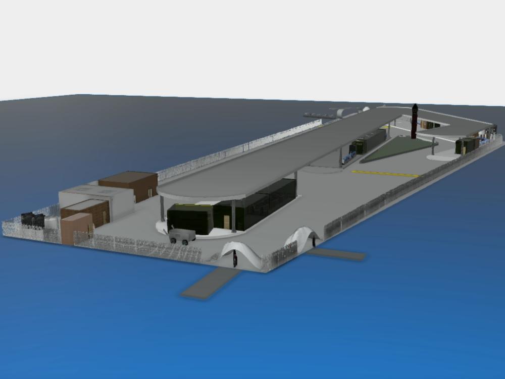 Soporte de autobús diseñado para post covid world