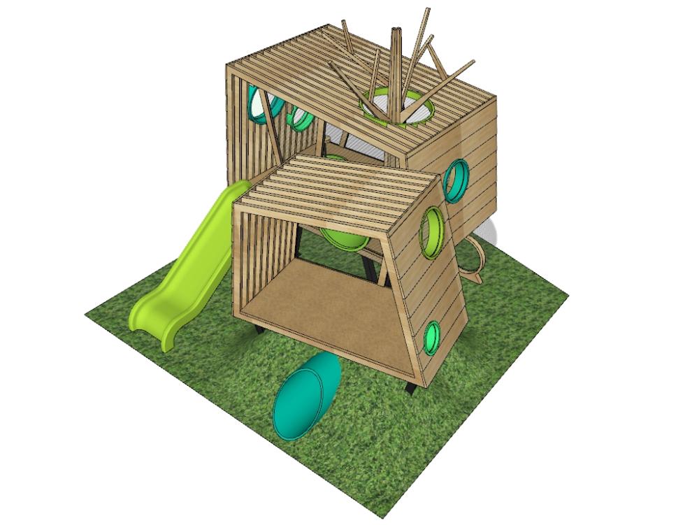 Playground model 2021