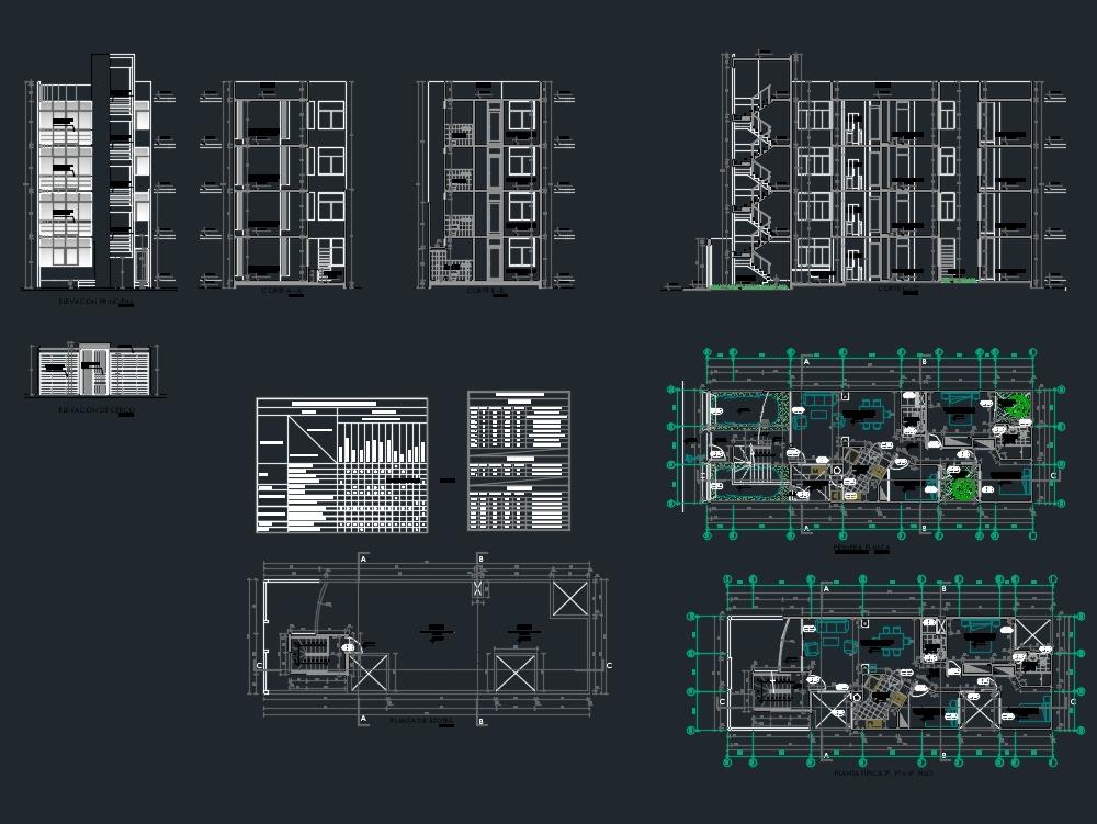 Edificio multifamiliar piura peru